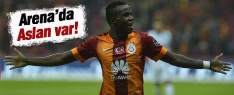 Galatasaray: 2 Çaykur Rizespor: 0