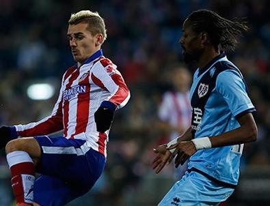 Atletico Madrid zirveye göz kırptı