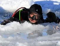 DALIŞ SPORU - Buz altı dalışına ilgi artıyor