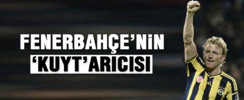 Fenerbahçe, Kuyt ile gaza bastı