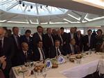 Vali Kahraman, İstanbul'da Yaşayan Erzincanlılarla Emıtt  Fuarında Buluştu