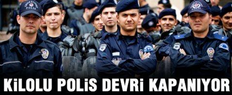 Kilolu polis devri kapanıyor