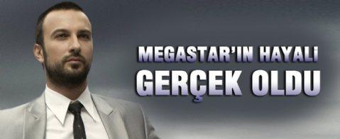 Megastar Tarkan Şirinceli oldu