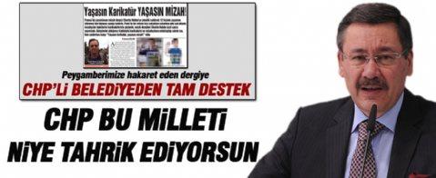 Kadıköy Belediyesi'ne Melih Gökçek'ten sert tepki