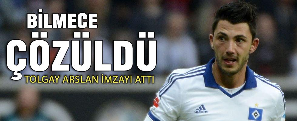 Tolgay Arslan Beşiktaş'ta!