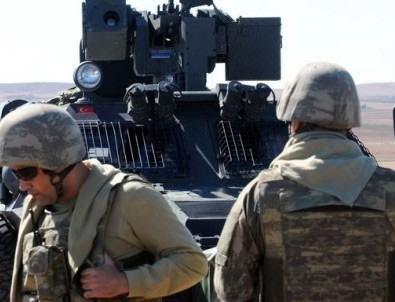 Türk askerlerinin üzerine ateş açıldı!