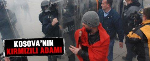 Kosova Sokakları Karıştı
