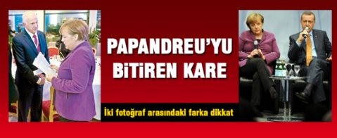 Papandreu'yu bitiren kare