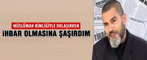 Yaşar Alptekin, Amasya'daki olayı anlattı