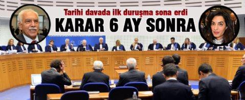 AİHM'deki Perinçek davası sona erdi