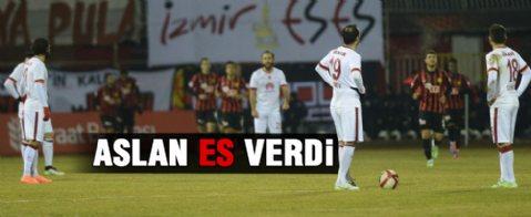 Eskişehirspor 1 - 0 Galatasaray