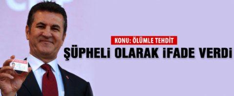 Mustafa Sarıgül ''şüpheli'' sıfatıyla ifade verdi