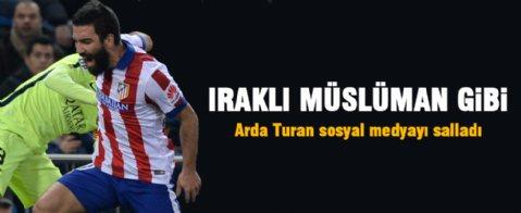 Arda Turan'ın hareketi dünya gündeminde