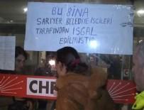 ŞÜKRÜ GENÇ - İşçiler CHP İstanbul İl Başkanlığı'nı bastı...
