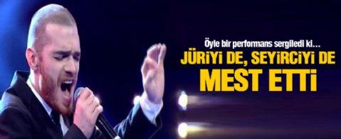 O Ses Türkiye'de, Elnur performansıyla yine mest etti