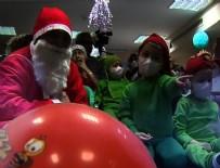 SOS Vakfı yeni yılı LÖSEV'de karşıladı