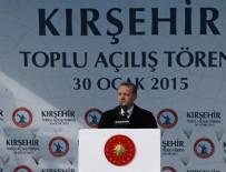 HARAMILER - Erdoğan: Kılavuzu karga olanın