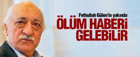 Fethullah Gülen hakkında şok iddia!