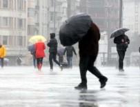 İGDAŞ - İstanbul'u Lodos vuracak
