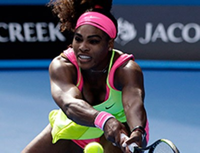 19. Grand Slam Serena Williams'ın