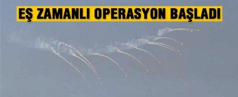 Peşmerge Kerkük'ün Güneyinde Operasyon Başlattı