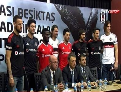 Beşiktaş imza şov yaptı