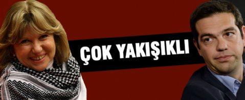 CHP'li Nur Serter'den Çipras'a övgü dolu sözler