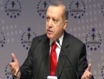 GÜLEN CEMAATİ - Erdoğan: MOSSAD işbirliğini göremiyorlarsa yazıklar olsun