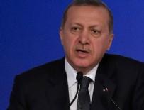 TÜSİAD - Erdoğan'dan Dinçer'e sert tepki