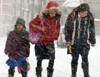 OKUL TATİL - 8 Ocak 2015 Perşembe yani bugün İstanbul'da okullar tatil mi? (Okulların tatil olduğu iller 8 OCAK 2015 PERŞEMBE)