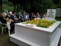 İşadamı Ve Trabzonspor Kurucu Başkanı Ali Osman Ulusoy Mezarı Başında Anıldı