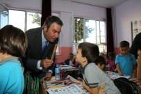 FECRİ FİKRET ÇELİK - Piriştina'ya '40 Gün 40 Gece 40 Okul' Teşekkürü