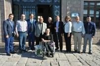ENGELLİLER KONFEDERASYONU - Türkiye Engelliler Konfederasyonu Başkanı Çelebi'den Ayvalık Belediyesine Teşekkür