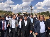 İŞSİZ GENÇLER - AK Partili Yontürk Çalışmalarını Sürdürüyor