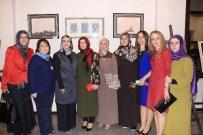 EBRU SANATı - Büyükşehir Konservatuarı Öğrencilerinden Ebru Sergisi