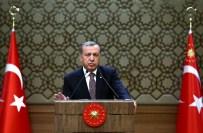 ÜÇLÜ ZİRVE - Erdoğan Türkmenistan Ziyaretini İptal Etti