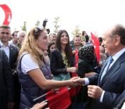İstanbul'un En Büyük Parkı Zeytinburnu'nda Açıldı