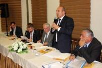 AK Partili Adaylar, Taşköprülü Muhtarlarla Bir Araya Geldi