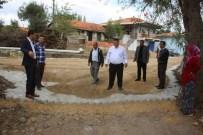 Balya' Da Kırsal Mahallelere Belediye Hizmeti