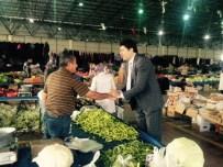 Ensar Aytekin, Seçim Çalışmalarını Sürdürüyor