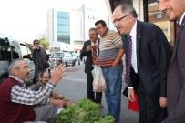MHP'li Kalaycı Esnaflardan Destek İstedi