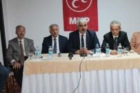 ALI GÜNGÖR - MHP Niğde Milletvekili Adayları İstişare Toplantısı Düzenledi
