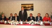 EMIN ÇıNAR - MHP, Sivil Toplum Kuruluşlarıyla Bir Araya Geldi