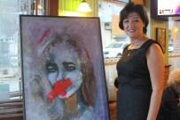 EBRU SANATı - Ressam Gülsen Çakır'dan 'Hislerin Yansıması' Sergisi