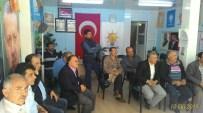 AK Parti Afyonkarahisar Milletvekili Adayı Cengiz Sağlam Açıklaması