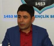OSMAN BOYRAZ - AK Partili Boyraz, Sporcu Gençlerle Buluştu