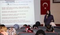 TANSİYON İLACI - Erciyes'teki Sağlıklı Yaşam Yürüyüşünde Teröre Lanet