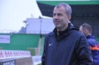 SEFER YıLMAZ - Giresunspor, Yeni Malatyaspor Maçı Hazırlıklarını Sürdürüyor