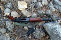 Kilis'te Uzun Namlulu Silah Ele Geçirildi