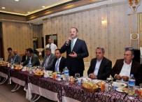 ERTAN AYDIN - Mamak Belediye Başkanı Akgül, Muhtarlarla Bir Araya Geldi